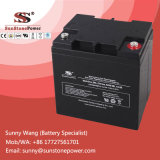 De navulbare Vrije van het Onderhoud 12V 28ah Zure UPS Batterij van het Lood