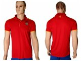 Camisas de polo de la sublimación de la ropa de deportes de la alta calidad de Healong para el hombre