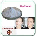 Pura natureza ácido hialurônico/hialuronato de sódio alimentos/Grau de cosméticos