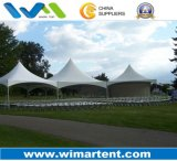 PVC Tent Combined Together di 6mx6m White Spring Top per Outdoor Meeting