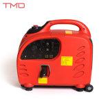 precio de fábrica China 2.6kw silencio portable gasolina/diesel generador Inverter Digital para uso exterior