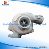 Il Turbocharger per l'olio del Mitsubishi 4D56 4D56t Td04 ha raffreddato 49177-01510