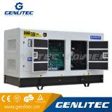 Gerador da potência de Genlitec (GPC120SA) 120kVA Cummins com ATS