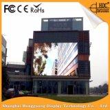 Полный цвет P8 рекламируя панель индикации TV напольную