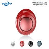 Mini de alta qualidade auricular estéreo com microfone sem fio Bluetooth