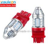 Luz de freno estroboscópica LED 3157 evitar la colisión de automóvil Rear-End Flash LED luces externas
