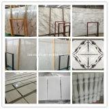 Polished Bianco Carrara 또는 석판 또는 지면 도와 테이블 또는 싱크대 또는 목욕탕 또는 마루를 위한 Statuario 또는 Oriental 또는 Thassos/Arabescato/Calacatta/Crystal/Panda 백색 대리석