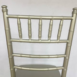 Алюминиевый стул Банкетный Зал в аренду свадебного Тиффани Кьявари банкетный стул