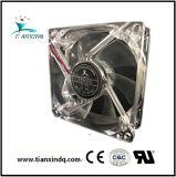 80*25mm 5V -24V à roulement hydraulique du ventilateur du châssis de refroidissement CC sans balai Axial Flow H