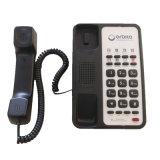 Geribde Telefoon van de Telefoon van het Hotel van de logeerkamer de Geribde
