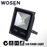 IP65 exterior 10W Holofote LED com marcação (PJ1108)