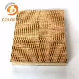 Prix raisonnable en bois Micro-Perforated Panneau acoustique