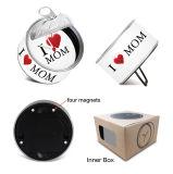 탁상용 승진 선물을%s 최신 판매 제품 금속 양철 깡통 디지털 책상 시계