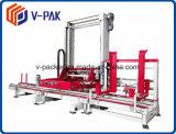 Palletizer servo automatique pour les produits de soins de la peau d'emballage WJ-MD-40 de la machine