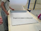 Portello di alluminio dell'otturatore del rullo di profilo dell'espulsione di buona alta qualità di superficie