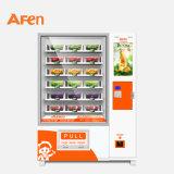 De Automaat van het Voedsel van de Lift van de Transportband van de Riem van de Rol van de Lente van Afen Voor Supermarkt