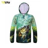 Camicie Da Pesca Quick Dry A Manica Lunga Personalizzate