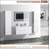 Новый стиль лаком LED ванная комната мебель T9319