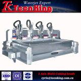 De Scherpe Machine van de Straal van het Water van Teenking van het Controlemechanisme van de hoogte Sensor+Ecs