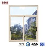 Francés puertas ventana corrediza de aluminio