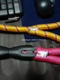 Poliéster Reforzado Extra-Thick Eslinga de correas de cuero Correa hacer máquina de coser