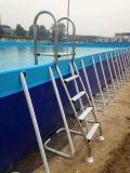 Scalette dell'acciaio inossidabile della piscina della fabbrica