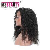 De natuurlijke Pruiken van het Haar voor Pruik van het Menselijke Haar Remy van Afro van Zwarten de Kroezige Krullende