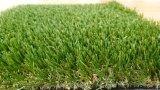 Erba artificiale decorativa dello Synthetic di abbellimento e di paesaggio dell'erba