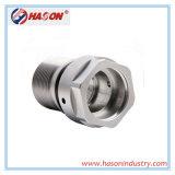 アルミニウムステンレス鋼CNCの機械化の部品のための機械部品