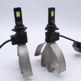 H1 H3 H8 H9 H11 H7 9005 9006 H4 H13 de la correa de cobre Canbus Coche Faro LED
