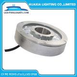 316ss 27W LED IP68, bajo el agua piscina para luz de la fuente