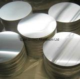 1100, 1050, het Blad van de Cirkel van Aluminium 3003 voor Gebruik Cookware