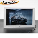 최신 판매 도매 플라스틱 소형 광고 매체 선수 10.1 인치 LCD HD 디지털 사진 프레임