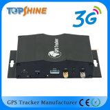 3G véhicule Tracker GPS avec carte SD du capteur de carburant
