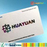Kaart de Zonder contact van het Systeem MIFARE van de Betaling NFC RFID DESFire EV1 4K