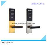 새로운 기능, 호텔 시스템 자물쇠, RFID 카드 자물쇠를 가진 2017new 디자인