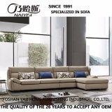Sofá secional do projeto moderno com tela da alta qualidade para a sala de visitas Furniture-G7606b