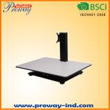 """Конвертер стола высоты электрического стоящего стола регулируемый, определяет размер 28 """" x 20 """" немедленно преобразовывает любые стол или кубик к сидеть к раговорного жанра столу рабочей станции"""