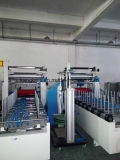 Cajón Junta Perfil de PVC de aluminio Envoltura de la máquina de recubrimiento Máquina de carpintería