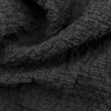 Tissu polyester coton Fashion ondulée
