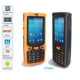 Unità portabile Android di PDA sviluppata in scanner del codificatore di Camera/NFC/RFID/Bar