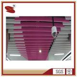 Meilleurs matériaux ignifuges de plafonds d'aluminium dans le restaurant du déflecteur