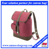 Toile sac Book Bag Sac à dos Sac à dos d'étudiant de l'école