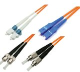 Ce- Certificaat FC aan St Multi-Mode Verbindingsdraad van de Optische Vezel