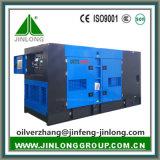Fujian 공장 Deutz의 좋은 Qaulity 176kVA 침묵하는 발전기