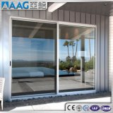 Алюминиевым/алюминиевым Windows обрамленное профилем сползая