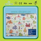 使い捨て可能な赤ん坊および大人のおむつのための高レベル柔らか綿毛の正面テープ