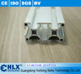 Profil en aluminium de Cusomized avec la qualité