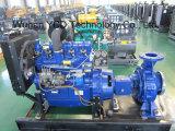ISW سلسلة الطرد المركزي مضخة مياه للري / حريق / تعدين / بناء / صرف / الألغام