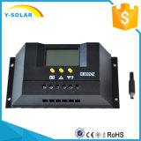 24V/12V 30AMP maximaler PV-720W Sonnenkollektor-Ladung-Controller Cm3024